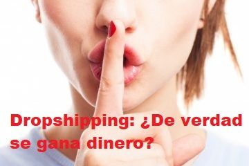 Dropshipping-opiniones-ganar dinero extra desde casa